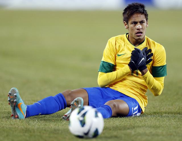 Neymar, enemigo de los penales