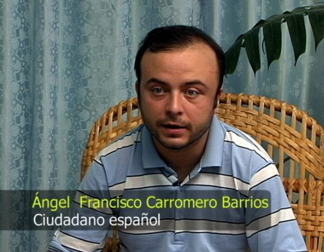 Cuba estudia repatriar a Carromero a España (Fotos)