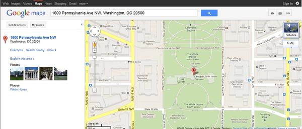 Aseguran que Google está desarrollando sus mapas para iPhone  (Fotos)