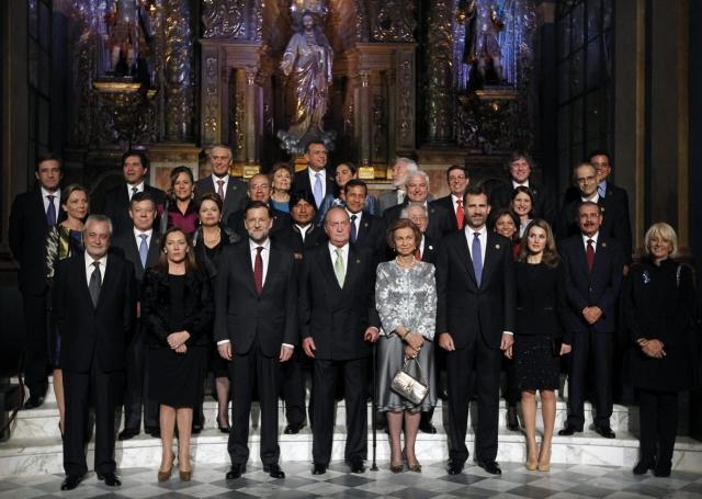 España busca un apoyo en AL