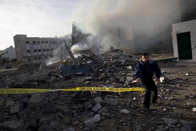 Protestas por conflicto bélico en Gaza