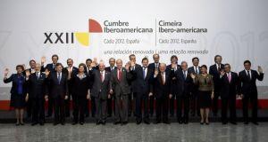América Latina da lecciones a Europa en la Cumbre de Cádiz (fotos)
