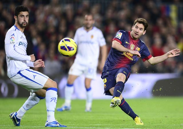 Messi vuelve a ser la diferencia
