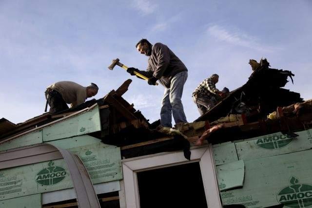 Demolerán 200 casas dañadas por Sandy en NY (Fotos)