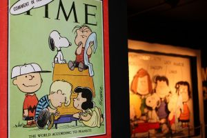 Charlie Brown cumple 50 años en Chicago (Video y fotos)