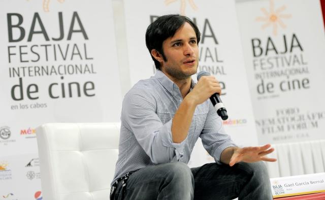 Gael García Bernal presentó 'No' en el Baja Festival Internacional de Cine