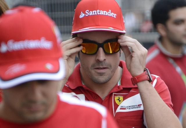 Alonso: Confío en mí y en el equipo