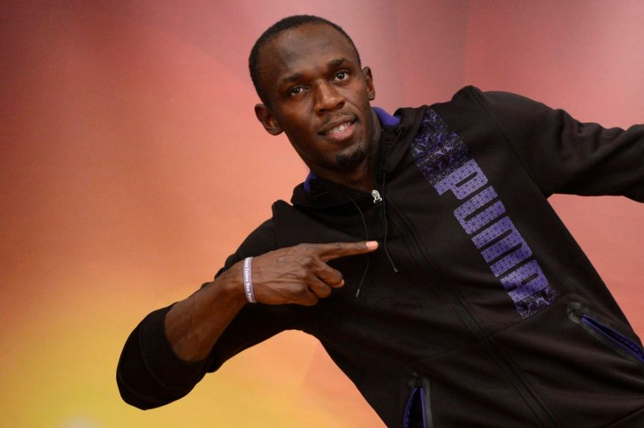 El jamaiquino Usain Bolt es el Mejor Atleta de 2012 (Fotos)