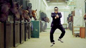 """Gangnam Style"" supera a Justin Bieber (Fotos y video)"