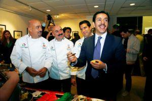 'El sabor de México' en LA