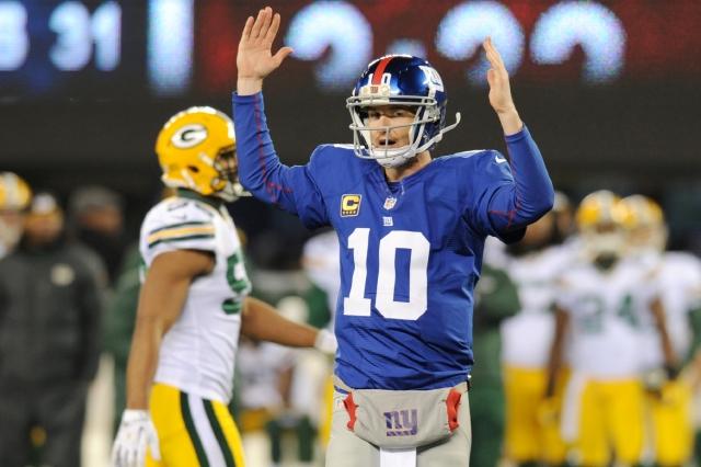 Giants recuperan su poderío ofensivo