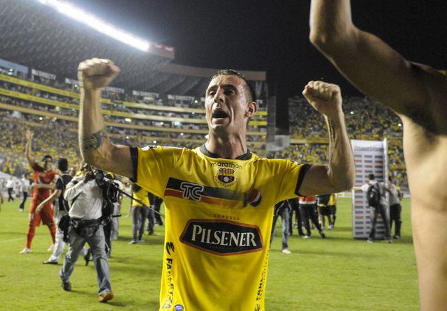 Sin jugar, Barcelona de Guayaquil gana el título en Ecuador, de la mano del argentino Gustavo Costas.