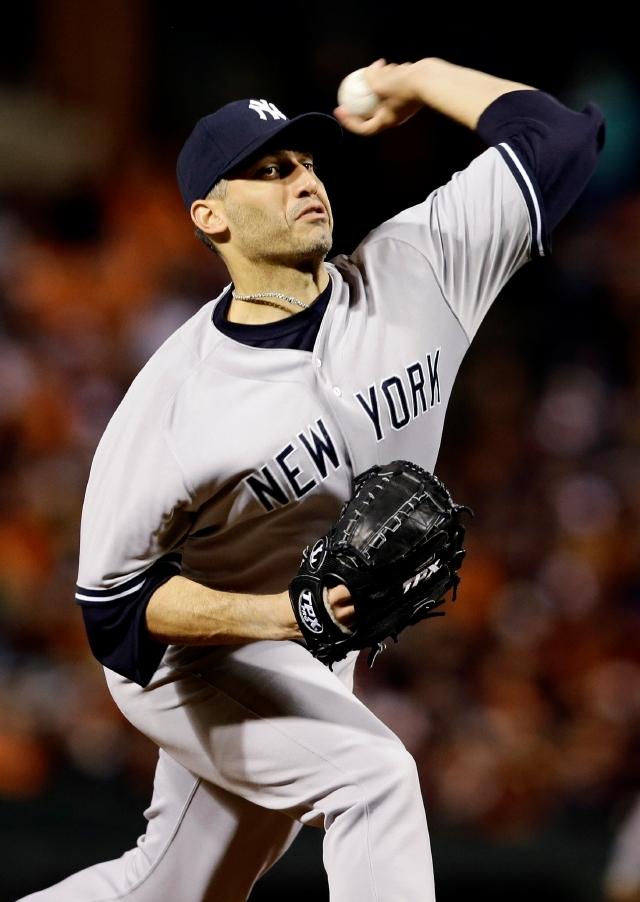 Andy Pettitte volverá a firmar con los Yankees