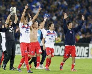 Tigre alcanza la final de la Copa Sudamericana (Fotos)