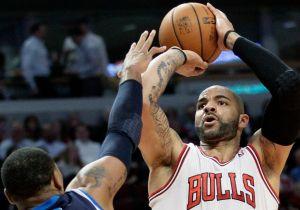 Los Bulls ganan a Mavericks de Dallas, con ofensiva de Deng (Fotos)