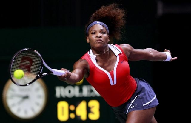 Serena es la jugadora del año