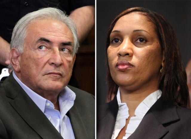Strauss-Kahn podría pagar $6 millones a camarera (Fotos)
