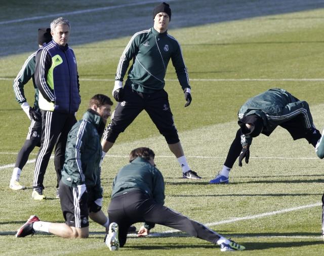 Ajax con urgencia ante Madrid