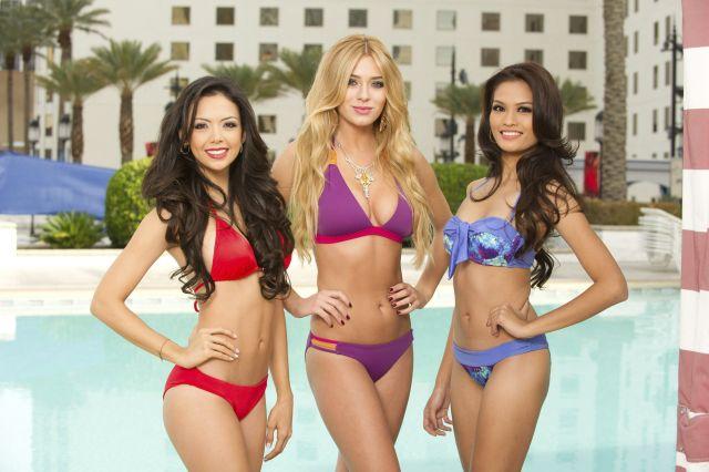 Miss Universo se respira ya en Las Vegas (Fotos)