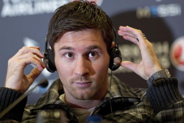 Confiesa Messi que lesión de ayer le hizo temer lo peor (video)