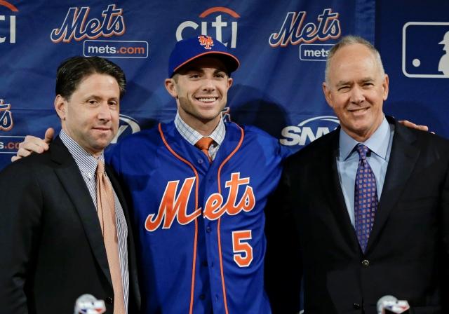 Wright, la cara de los Mets
