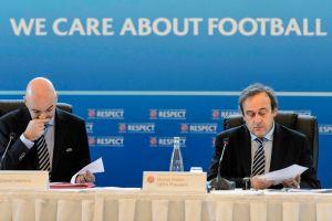 Platini asegura que será bueno realizar Eurocopa en varias sedes