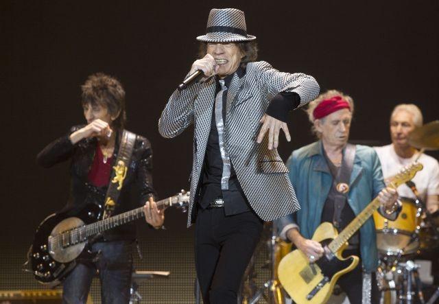 Rolling Stones celebran 50 años en Brooklyn (Fotos)
