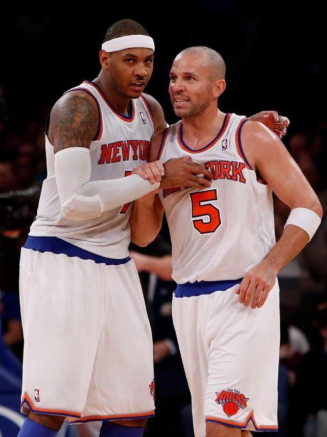 Los Knicks con ánimo de revancha ante los Nets