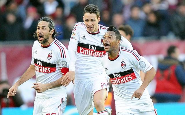Delicada situación del Milán
