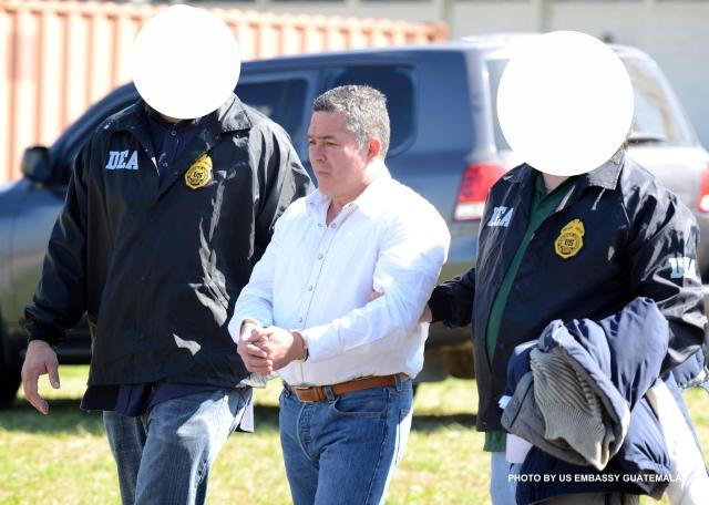 Extraditan a presunto narco a NY