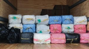 Aduana de Panamá ha incautado 1,439 kilos de cocaína este año