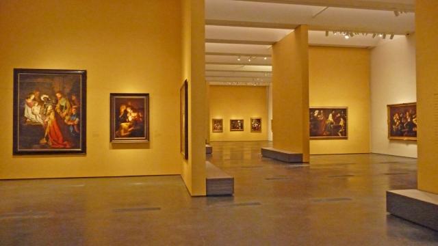 Caravaggio se presenta por primera vez en LA