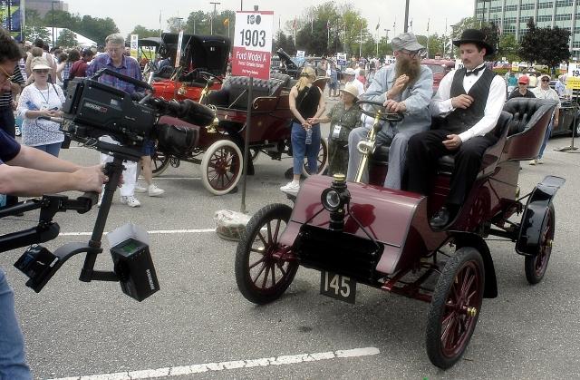 150 años del modelo A de Ford