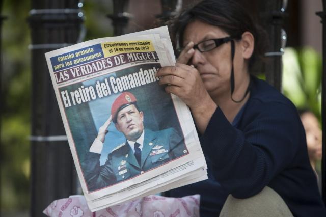 Lucha de poderes en Venezuela