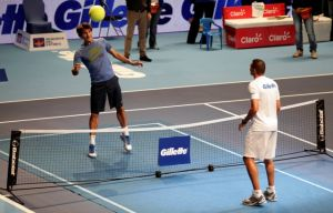 Federer evita usar la palabra 'retiro'