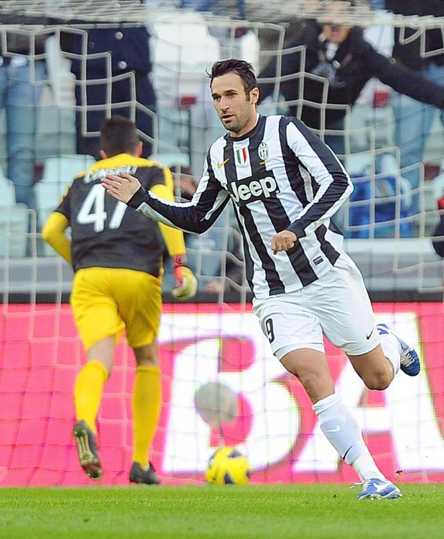 Juventus aumenta ventaja sobre el Inter