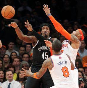 Carmelo Anthony se luce en triunfo de Knicks (Fotos)
