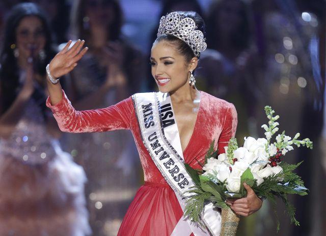 Estados Unidos conquista la corona de Miss Universo