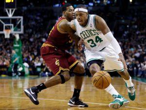 Pierce consigue su mejor puntaje en triunfo de Celtics (Fotos)