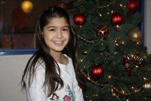 Una niña tendrá una navidad feliz tras transplante de órganos