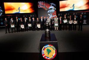 Fijan Calendario para la Copa Libertadores 2013 (Fotos)