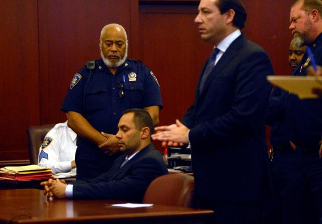 Mata y Moreno inician condena en prisión