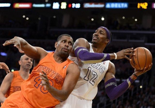 Nets y  Knicks tuvieron un mal Día de Navidad (Fotos)