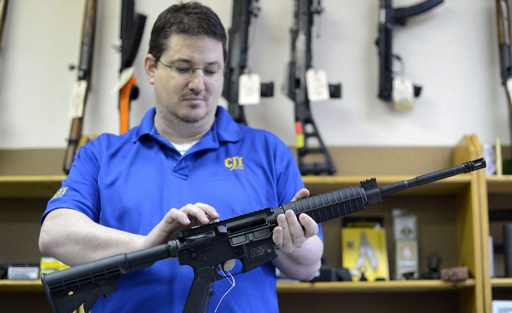 Mapa de permisos de armas en EE.UU. levanta polémica en internet
