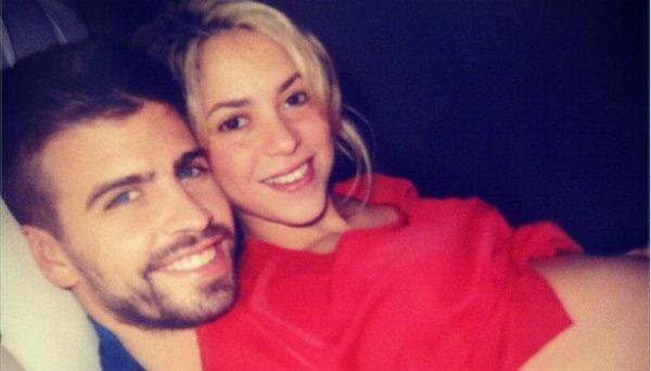 """Shakira aún no da a luz; fue una """"inocentada"""" de Piqué"""
