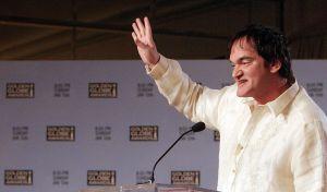 Reconocerán en Roma trayectoria de Quentin Tarantino (Video)
