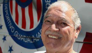"""Fallece """"Chava"""" Reyes, ex jugador emblemático de Chivas"""