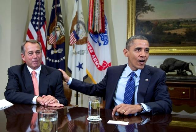 Hoy es el día decisivo para lograr pacto fiscal en EEUU