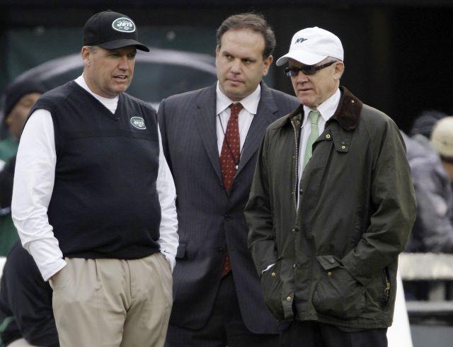 Despiden al gerente general de los Jets de Nueva York