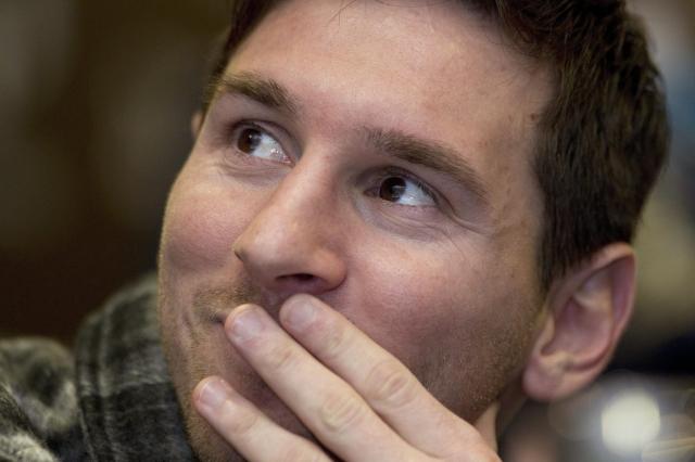 Messi  'Rey de Europa' por 4ta vez